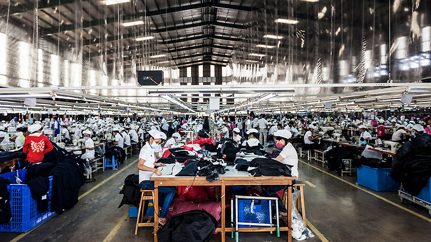 مبانی تجارت منصفانه غذا و پوشاک - صنعت پوشاک, تجارت منصفانه, تجارت پوشاک, تجارت