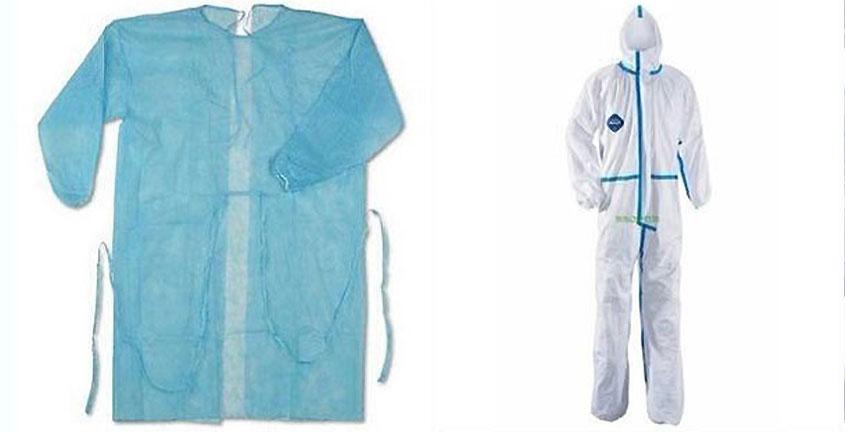 راهنمای کامل لباس محافظ پزشکی - ویروس کرونا, نساجی در پزشکی, منسوجات ضد میکروب, دستگاه های نساجی