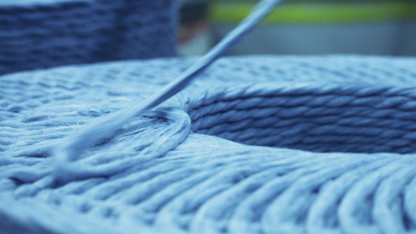 الیاف پلی استر - صنعت نساجی, تولید الیاف, انواع الیاف, الیاف مصنوعی