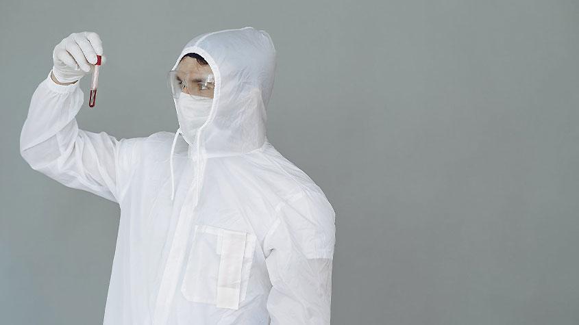 لباس محافظ پزشکی - نساجی در پزشکی, منسوجات ضد میکروب, لباس محافظ, کرونا, پوشاک محافظ