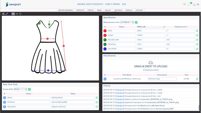 اصول الگوسازی و اهمیت درست انجام دادن آن - طراحی مد, طراحی لباس, صنعت مد, صنعت پوشاک, تولید لباس, تولید پوشاک