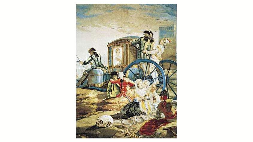 فرشینه یا پرده های منقش - صنعت نساجی, دانش نساجی, تاریخ نساجی, پارچه بافی