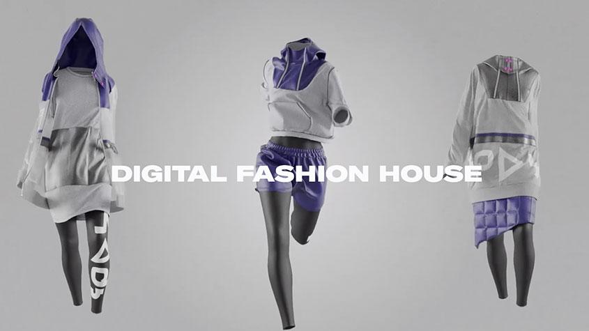 جایگاه مد دیجیتال - نوآوری پایدار, مد, فشن, طراحی مد, طراحی لباس, صنعت مد