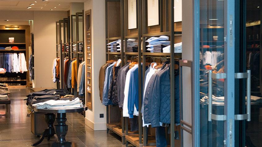 شرح فعالیت بازارپرداز خرده فروش پوشاک - کسب و کار نساجی, صنعت مد, صنعت لباس, تجارت پوشاک, بازار پوشاک