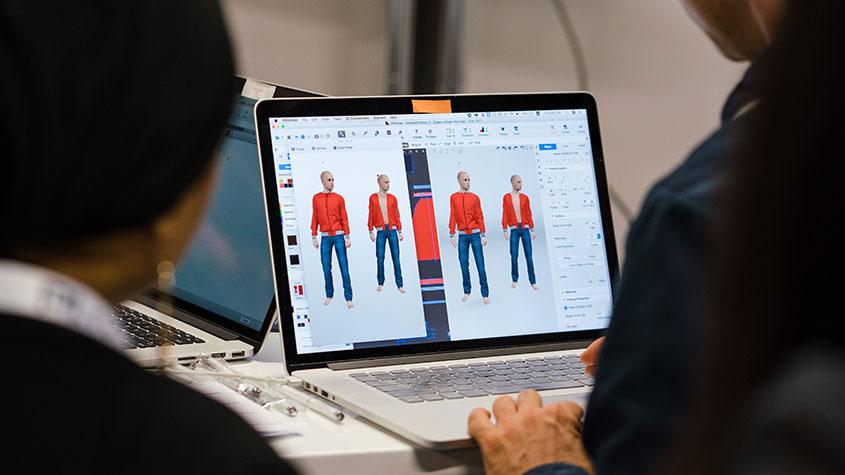 پلتفرم های دیجیتالی تأمین منابع برای تولید مد - فروش پوشاک, صنعت مد, صنعت لباس, تجارت پوشاک, بازار پوشاک