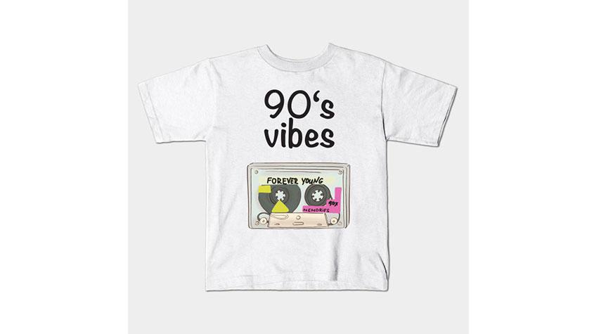ترندهای طراحی تی شرت - فشن, طراحی مد, طراحی لباس, تولید تی شرت